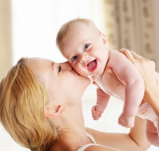 Bebé de 2 meses