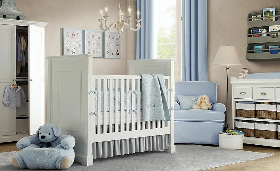 Cosas necesarias para un bebé recién nacido