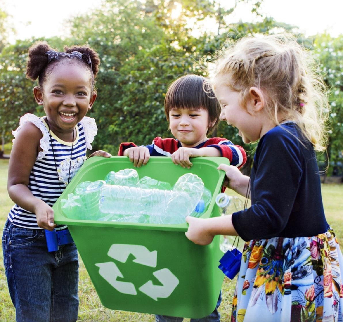 Cuidados del medio ambiente para niños