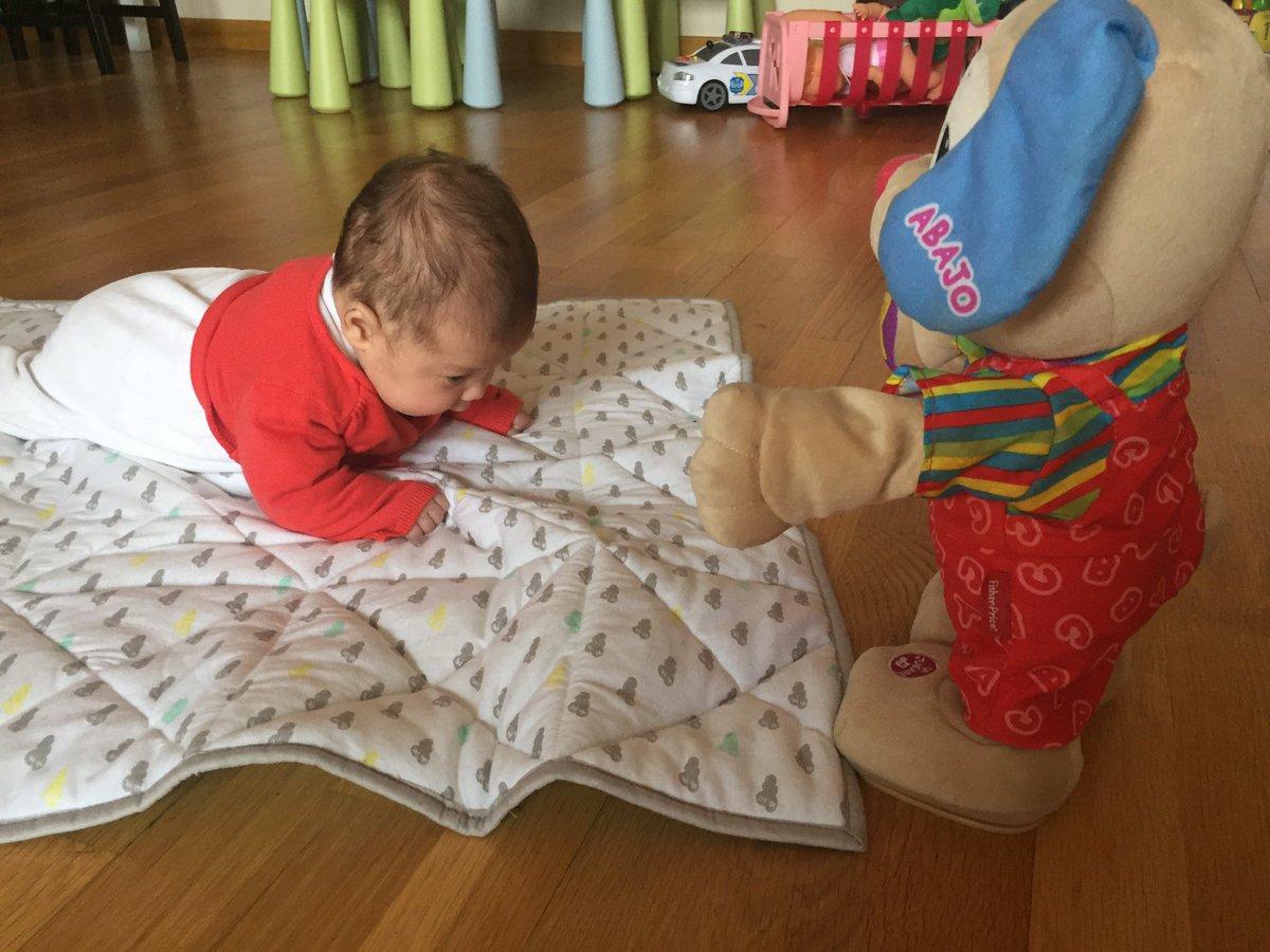 Desarrollo de un bebé