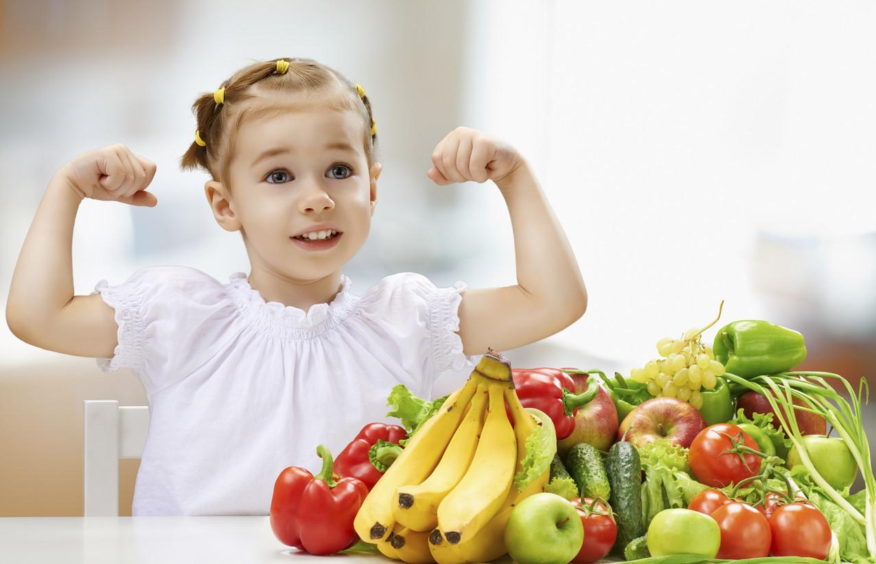 Alimentación en preescolar