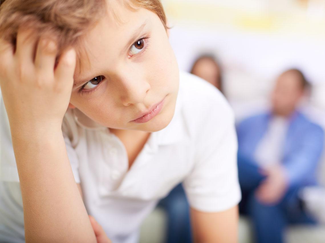 Ejercicios de concentración para niños