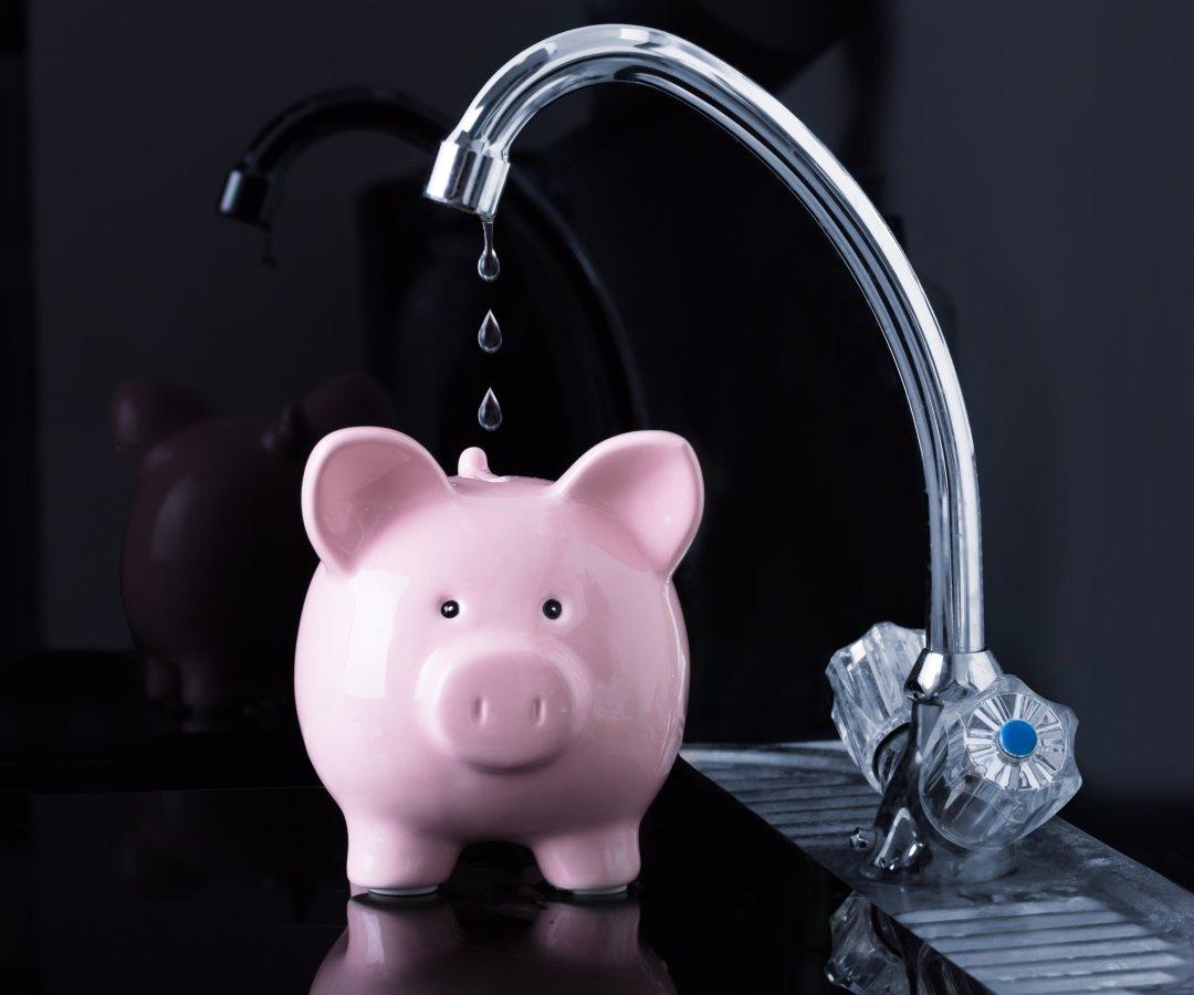 conservación del agua para niños