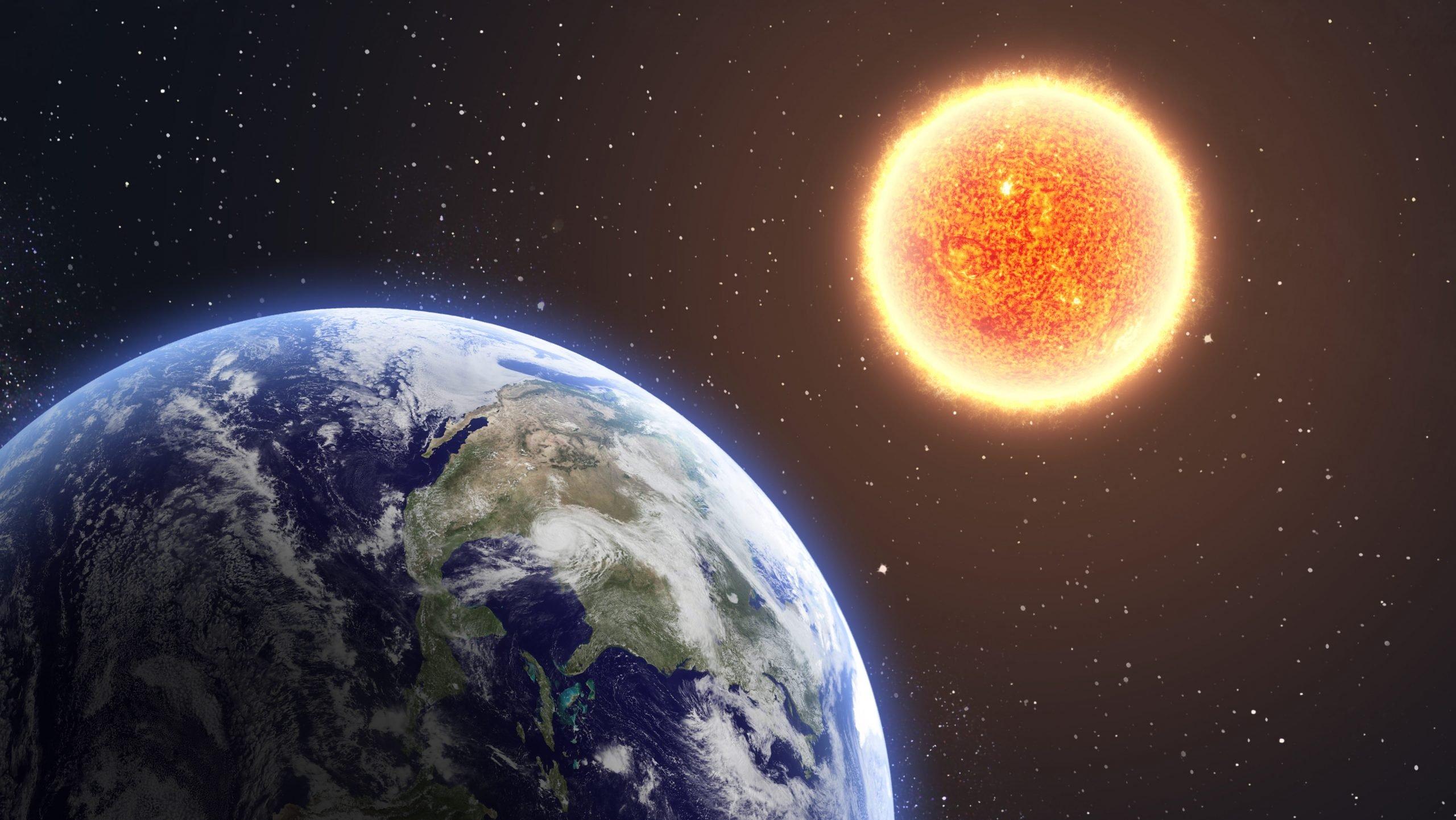 cuento sobre el planeta Tierra