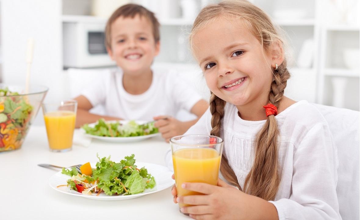 dieta blanda para niños