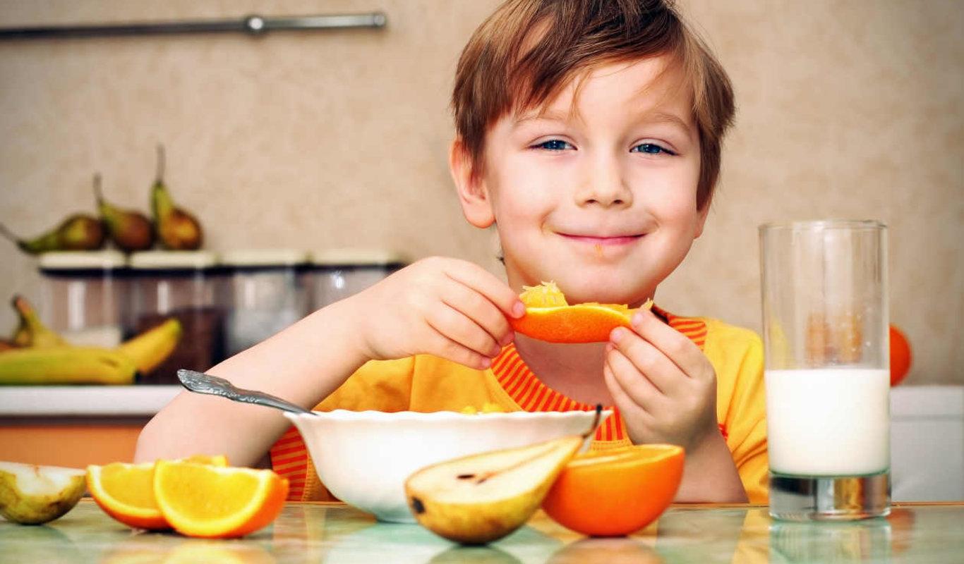 menús para niños de 6 a 12 años