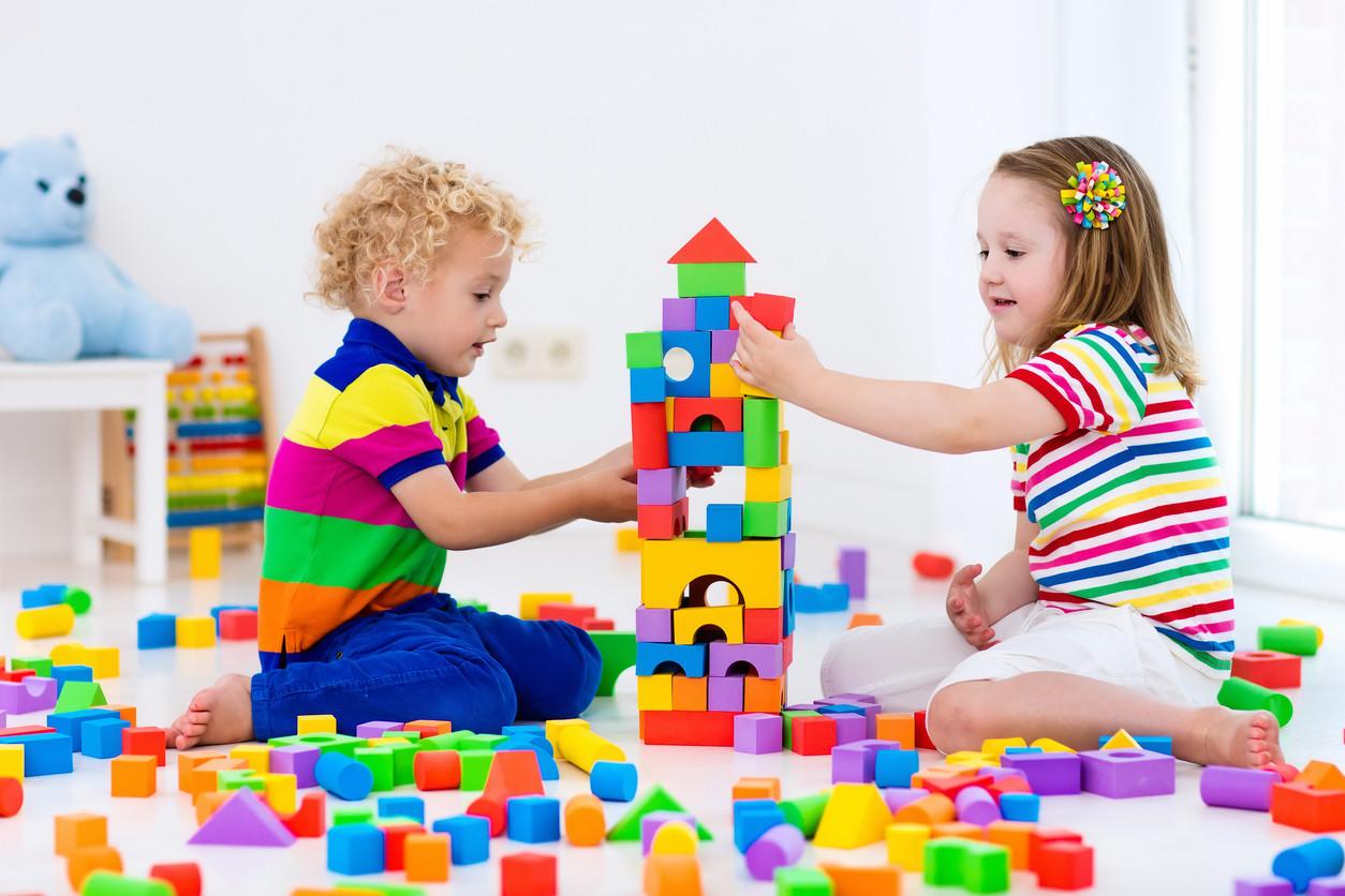 niños de 3 años
