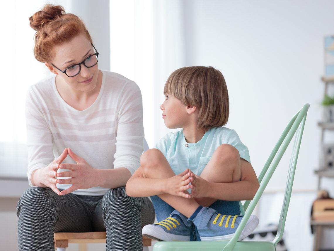 cómo educar a un niño rebelde