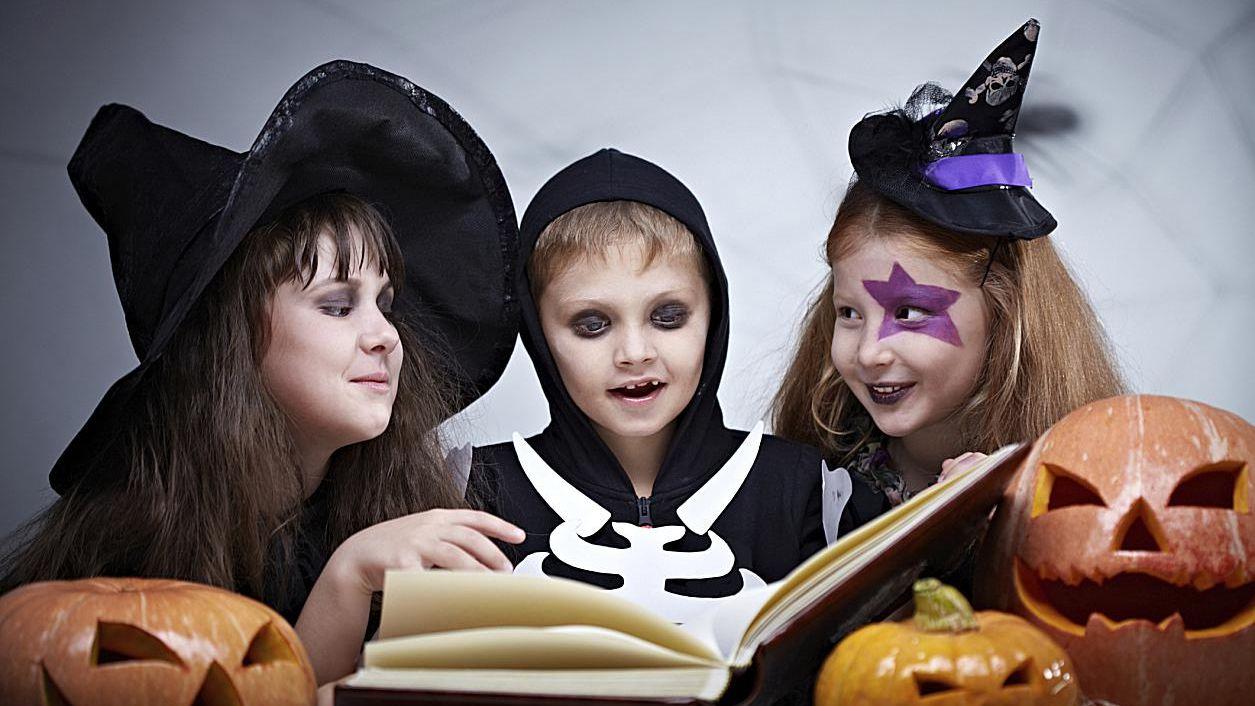 cuentos de terror cortos para niños