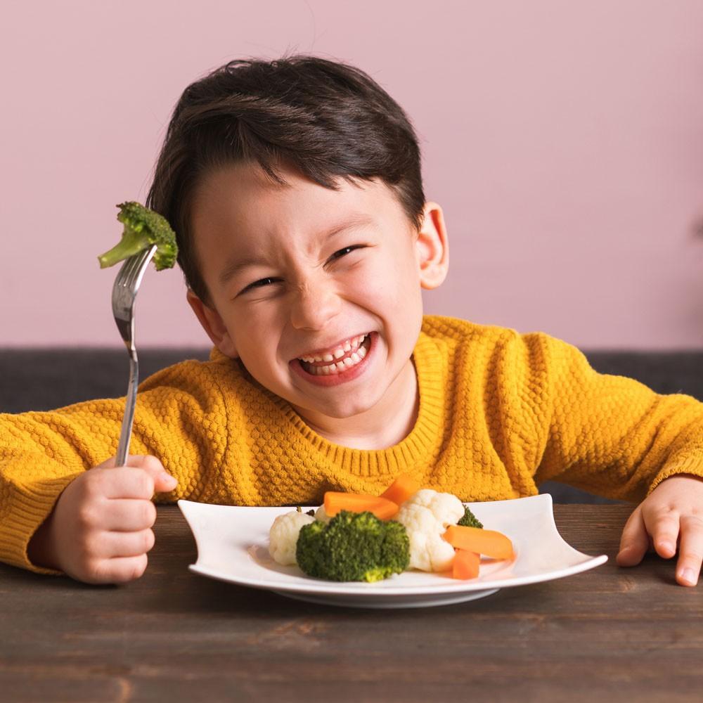recetas para niños de tres años