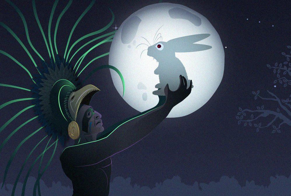 el conejo de la luna