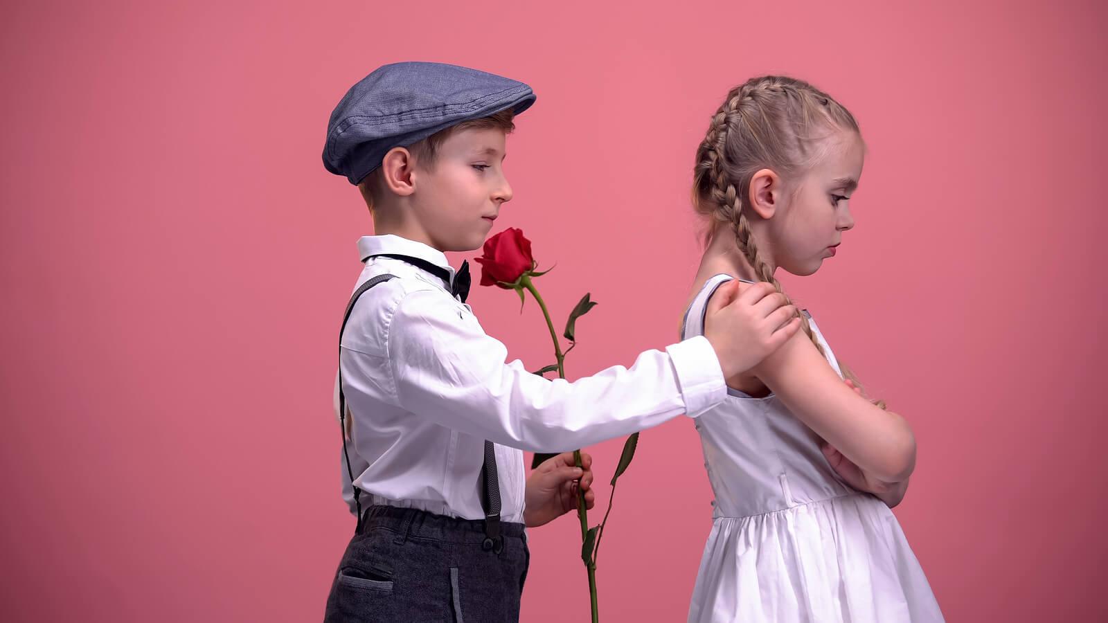 el perdón como valor para niños