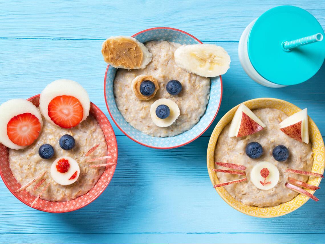 desayunos para bebés de 1 año