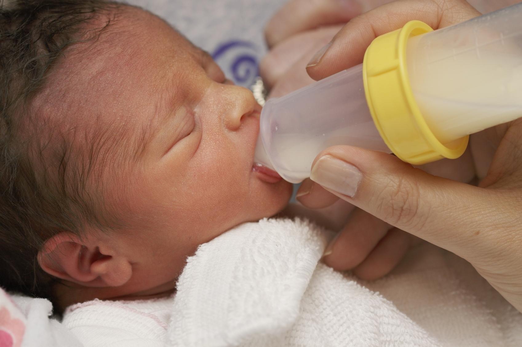 Tipos de leche materna