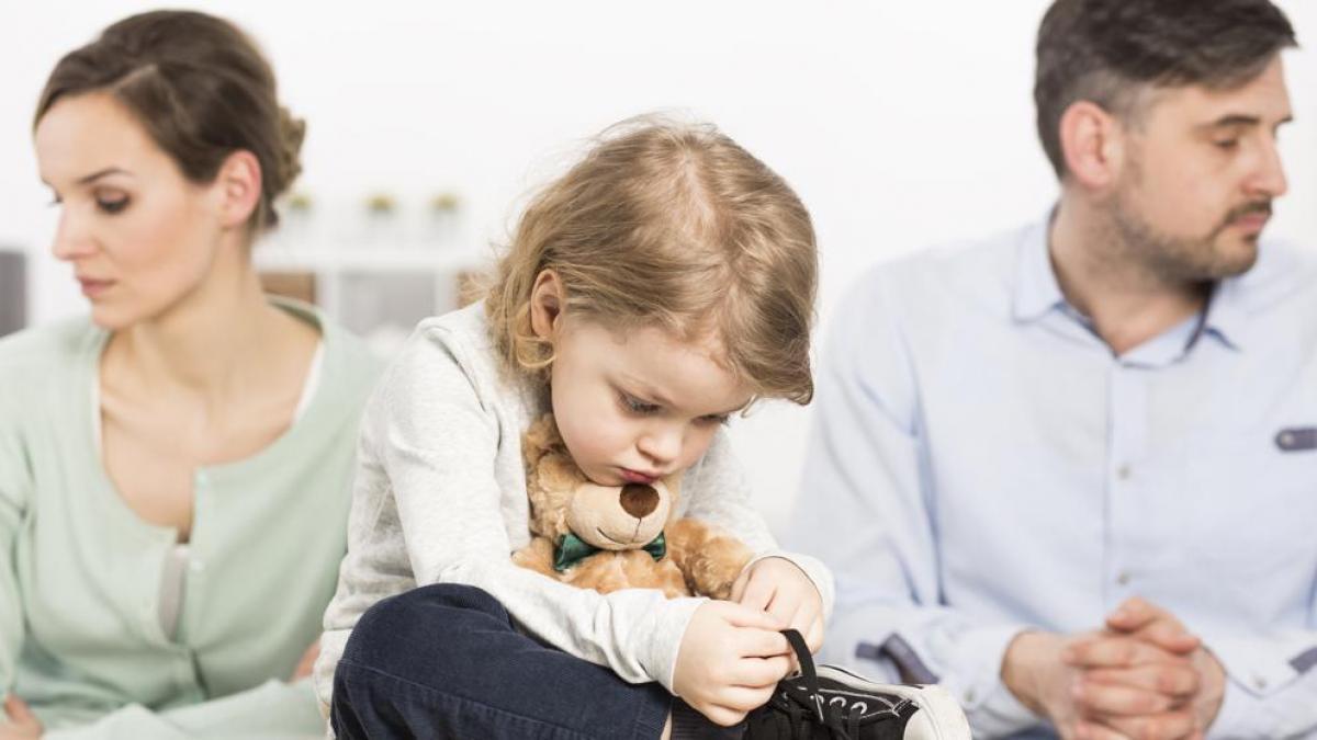 Como superar una separación con hijos